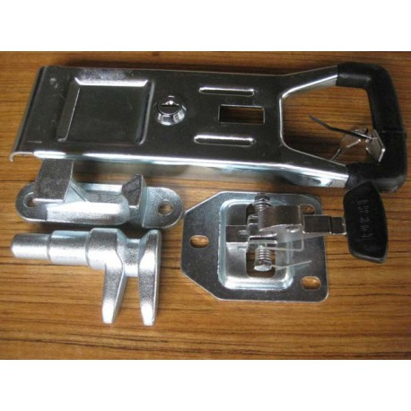 Close Latches