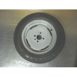 """145-13"""" centered wheel"""