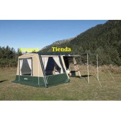 Awning MC Camp linea Desert