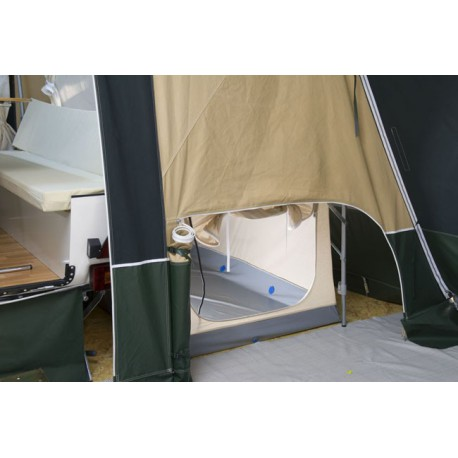 Cubeta pvc Compact bajo cama