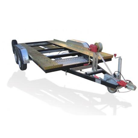 Remolque de  carga Trans-Car Com TDM