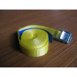 Cincha 25mm con hebilla (3 m)