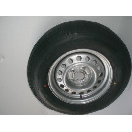 """Supplement tire 175-13 """"to 185-14"""" (2 Wheels)"""