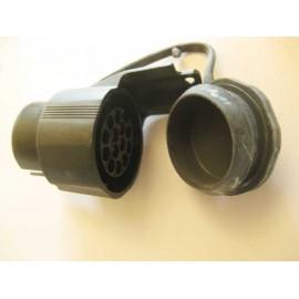 Plug Adapter 13 P/ 7 P