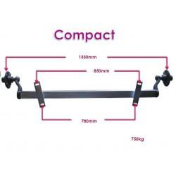 Compact axe