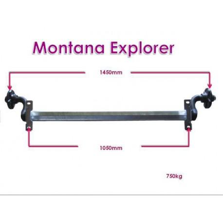 Montana LX  axis