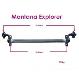 Montana LX axe