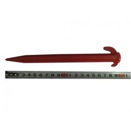Longue Sac PVC Piquet plastique de 20 unités