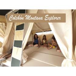 Matelas Montana Explorer couleur désert
