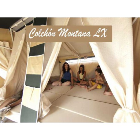 Mattress Montana LX Colour Desert