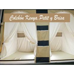 Matelas Kenya / Petit / Brisa couleur désert