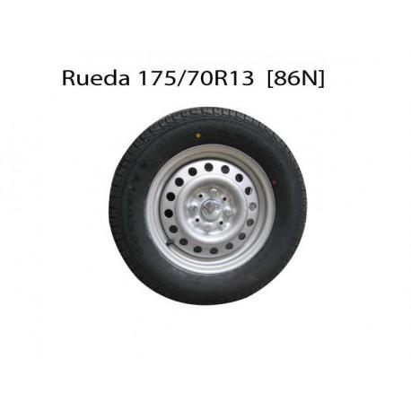 "Rueda 175/70 - R13"" ataque 58x4"