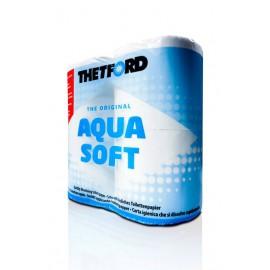 Higienico Aqua Soft 4Rollos