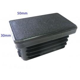 Contera rectangular 50x30 Bolsa 10 Un