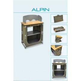 Alpin cupboard