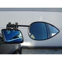 Espejo retrovisor convexo AERO( 2 Unidades + BOLSA DE TRANSP.)