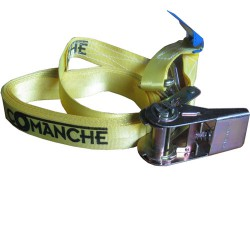 Ratchet strap with 25 mm (3.5 meters)