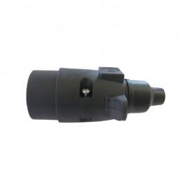 Clavilla 12 V. 7 Pols PVC