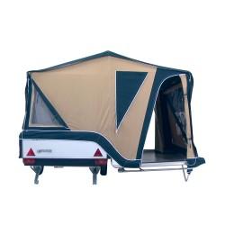 Remolque camping Montana Explorer Desert con freno