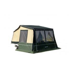 Remolque camping Kenya Desert con freno