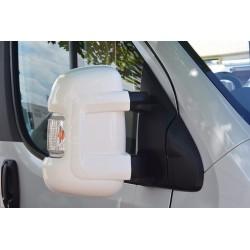 Protector retrovisor de Brazo Corto, blanco (2ud)