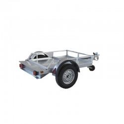 Remorque PLATAFORMA 150 avec frein