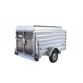 Trailer CARGO 180 with Brake