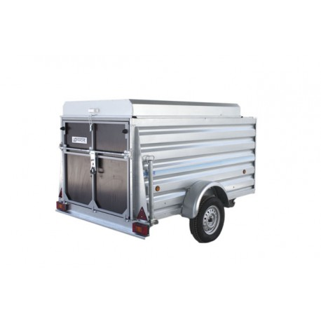 Trailer CARGO 2500 with Brake