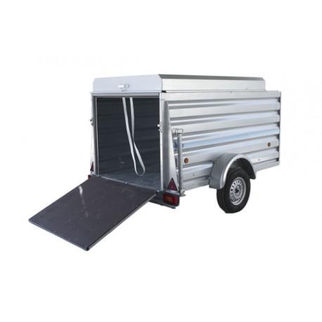 Remolque Cargo Motos/Quads con freno