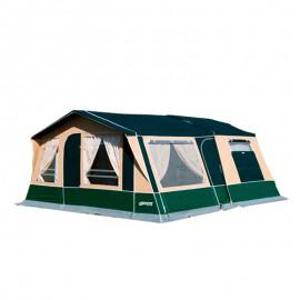 Remolque camping Compact con freno