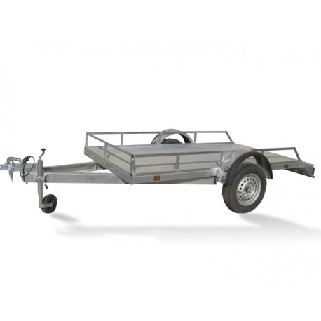 Trailer PLARAFORMA 2500 with Brake