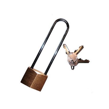 Candado Seguridad Para Cabezales Con Freno                                                          es Con Freno