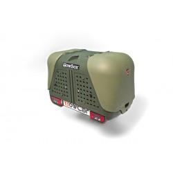 Portaperros TowBox V2 verde