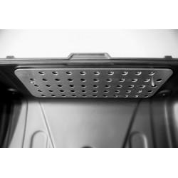 Adjustable ventilation grille