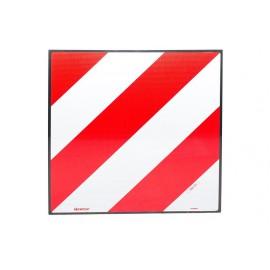 Placa señalización V20 plástica