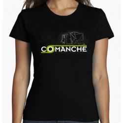 Camiseta COMANCHE negra