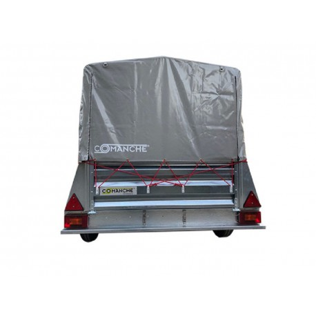 High soft cover (with structure) Star - Ind110